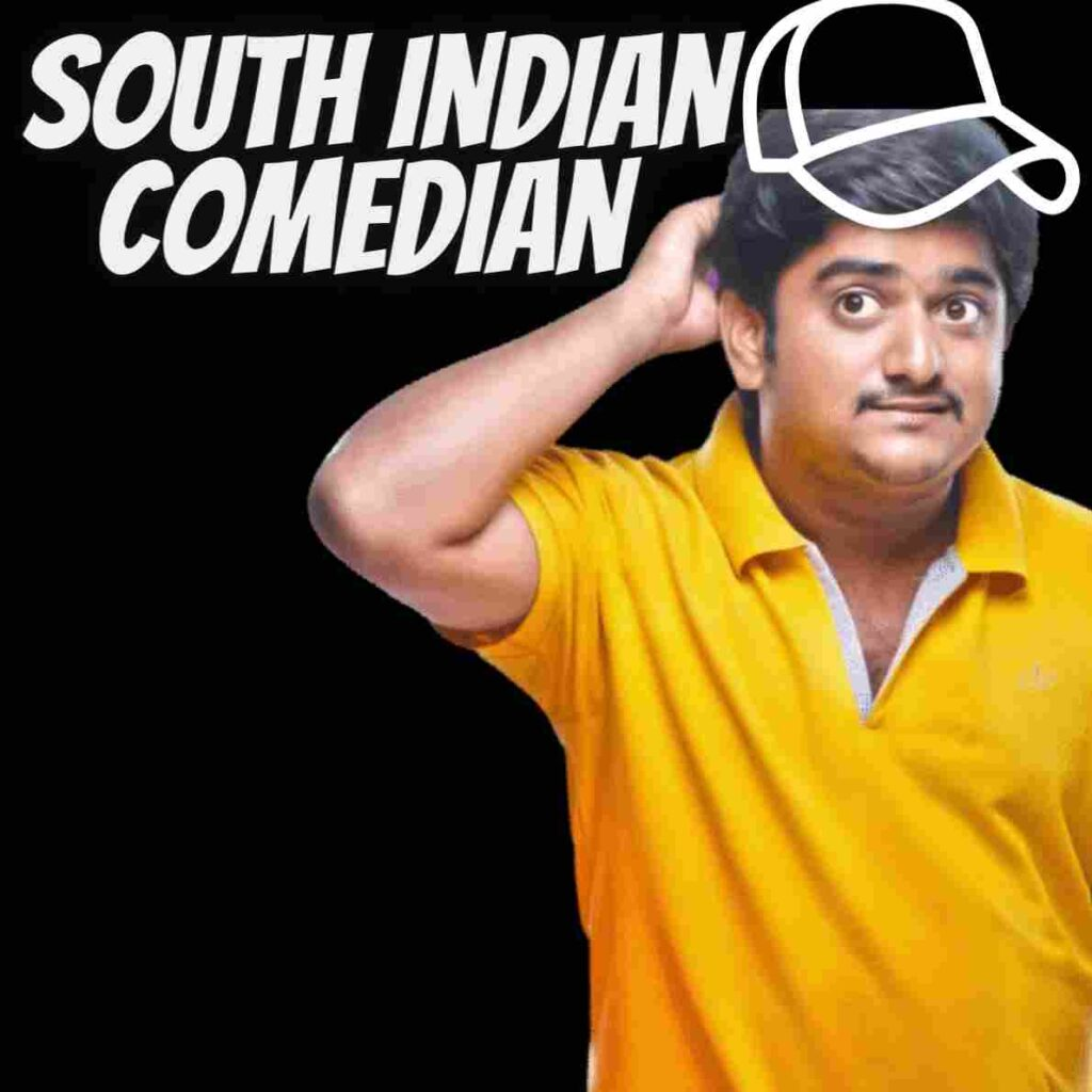 South Indian comedian