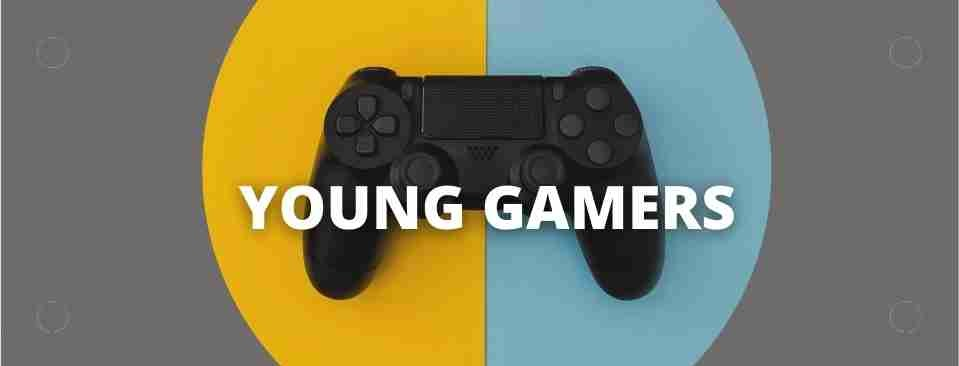 All YOUNG GAMERS