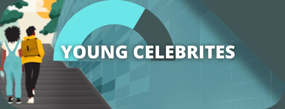 All young celebrities