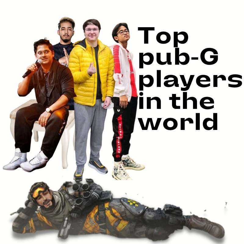 Top pub-G players in the world
